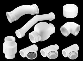 PPR-Plastik Ek Parçalar
